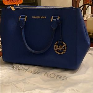 Large Michael Korda Handbag